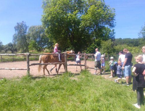 Wycieczka po farmie